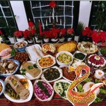 рецепты рыбных блюд на шведском столе
