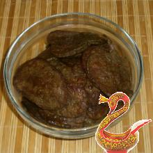 Как приготовить печеночные оладьи