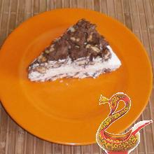 Торт суфле без выпечки - рецепт с фото