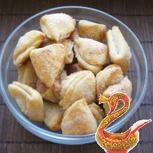 Печенье творожное гусиные лапки