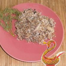 Гречка с овощами рецепт с фото