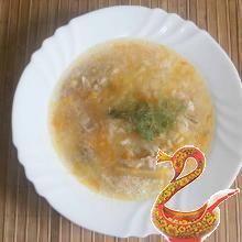 Суп куриный с рисом рецепт