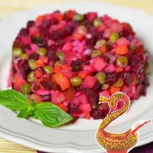 Салат винегрет рецепт классический