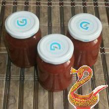 Вкусный домашний кетчуп на зиму