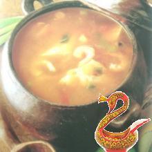 Рыбный суп по-гваделупски