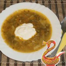Суп рассольник рецепт классический