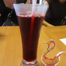 Экзотический напиток под названием биссап