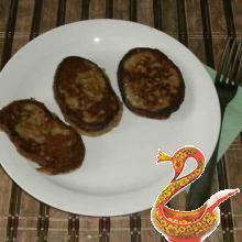 Оладьи из баклажанов рецепт с фото