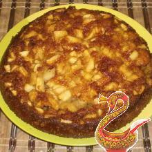 Простейший яблочный пирог