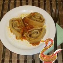 Ленивые пельмени рецепт с фото пошагово
