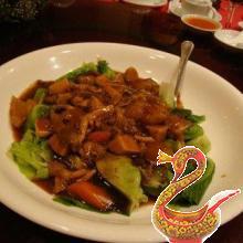 Китайская кухня: ростки бамбука