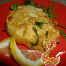 Нежные рыбно-рисовые котлеты