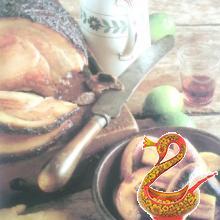 Запеченная свинина со специями