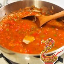 Креольский перечный соус