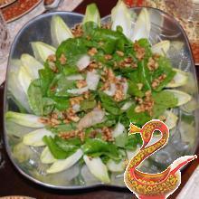 Салат из Азиатской груши