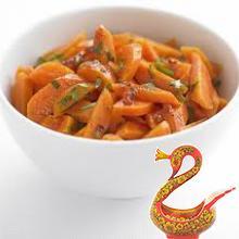 Марроканская острая морковь