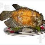 Жареная рыба с рисом по-вьетнамски