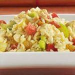 Карибский рецепт салата из курицы