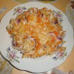 Рецепт хрустящей квашеной капусты