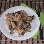 Как жарить картошку с грибами