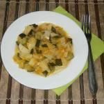 Картошка с кабачками рецепт с фото